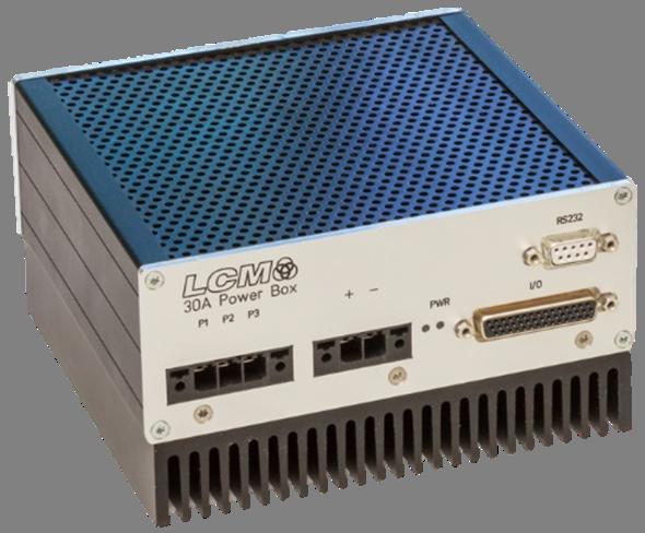LCM power inverter LCM-ECU-3HB-30A-30V