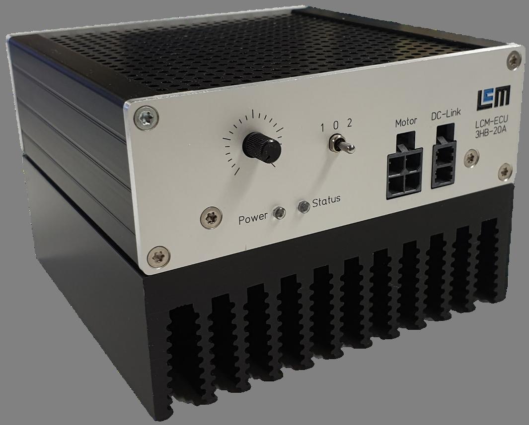 LCM power inverter LCM-ECU-3HB-20A-48V
